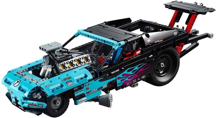 Motor City Auto Auction >> 42050-1: Drag Racer | Brickset: LEGO set guide and database