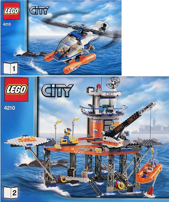 City Coast Guard Brickset Lego Set Guide And Database