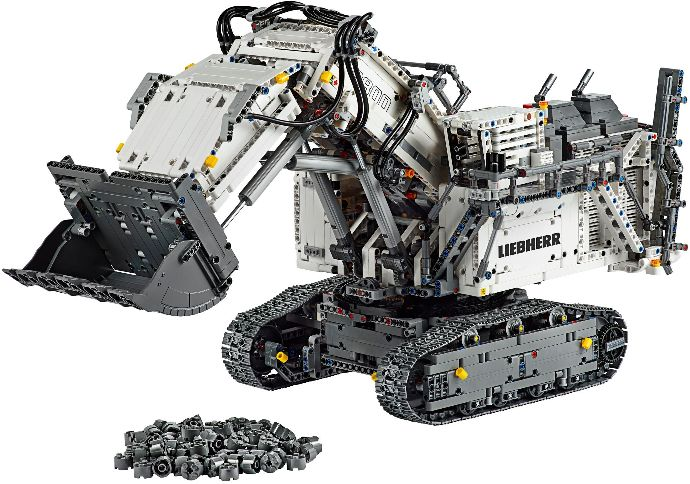 Technic Liebherr R9800 official images