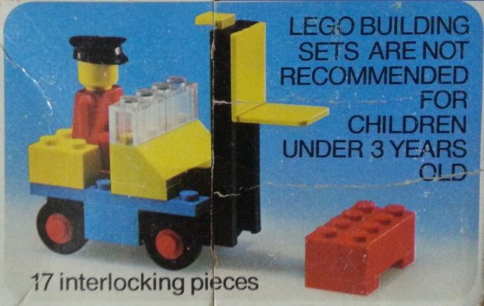 Изображение набора Лего 425 Fork Lift