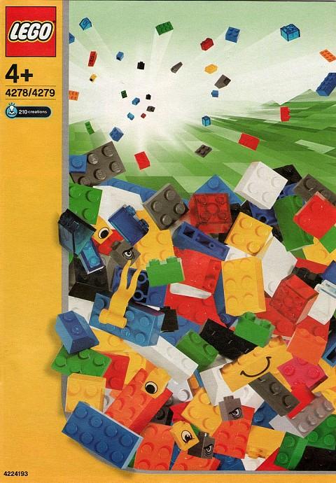 Изображение набора Лего 4278 Large Tub