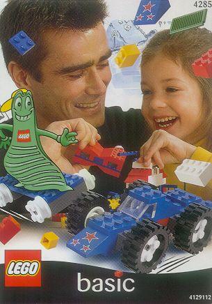 Изображение набора Лего 4285 Basic Building Set, 5+