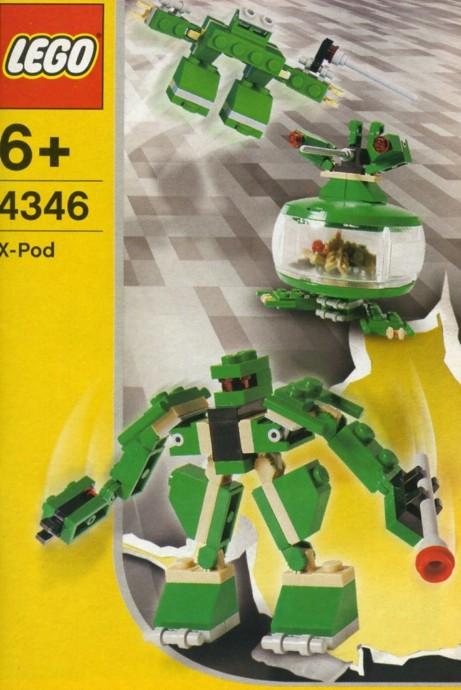 Lego 4346 Robo Pod image
