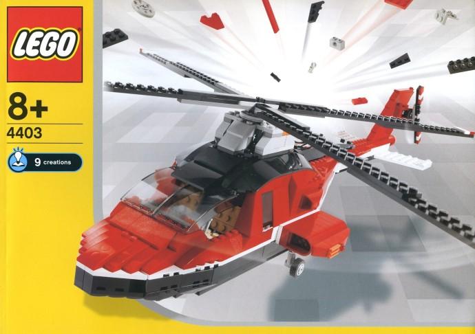 Lego 4403 Air Blazers image