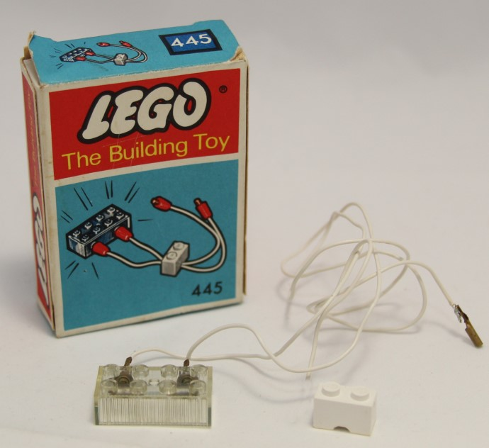 Lego 445 Lighting Device Pack (The Building Toy) image