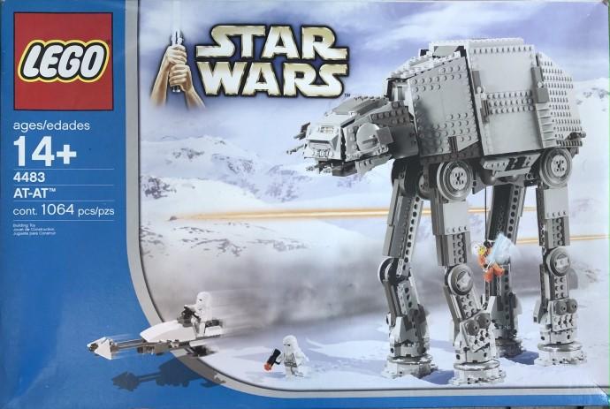 Star Wars Tagged Walker Brickset Lego Set Guide And Database