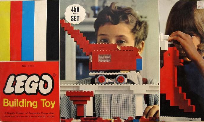 Lego 450 Deluxe Building Set  image