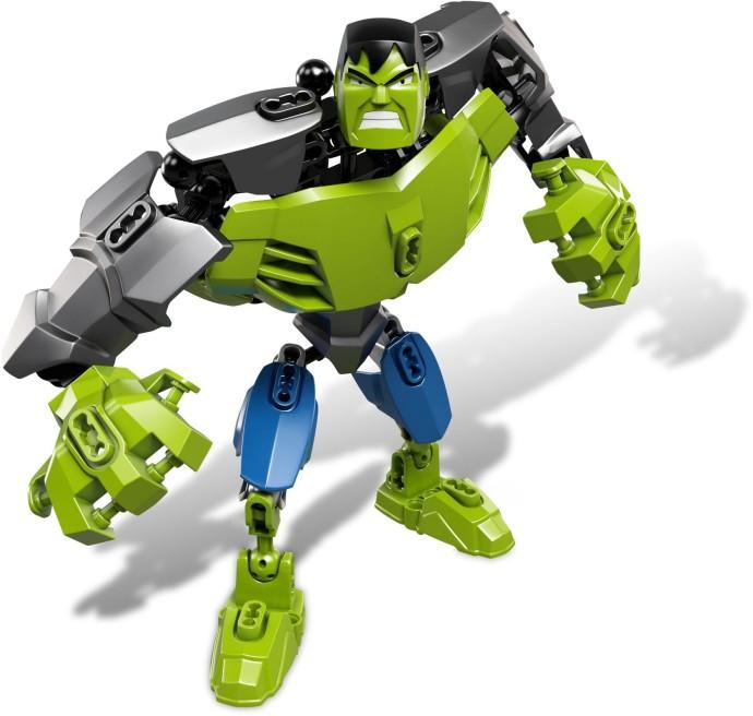Marvel super heroes brickset lego set guide and database - Lego modeles de construction ...