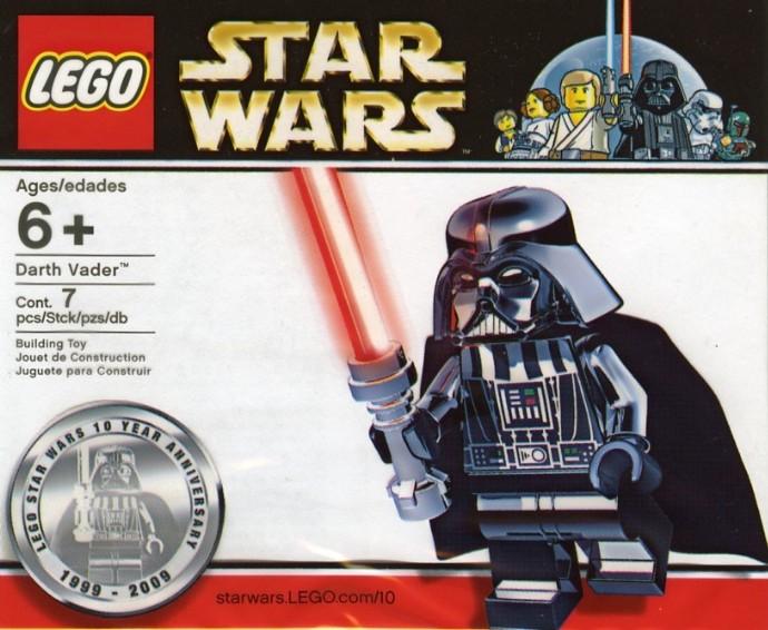4547551-1: Chrome Darth Vader | Brickset: LEGO set guide ...