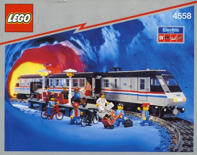 Classic LEGO sets: 9V trains | Brickset: LEGO set guide and database