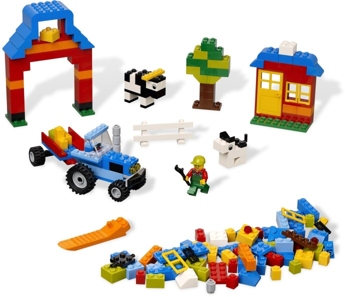 Lego 4626 Farm Brick Box