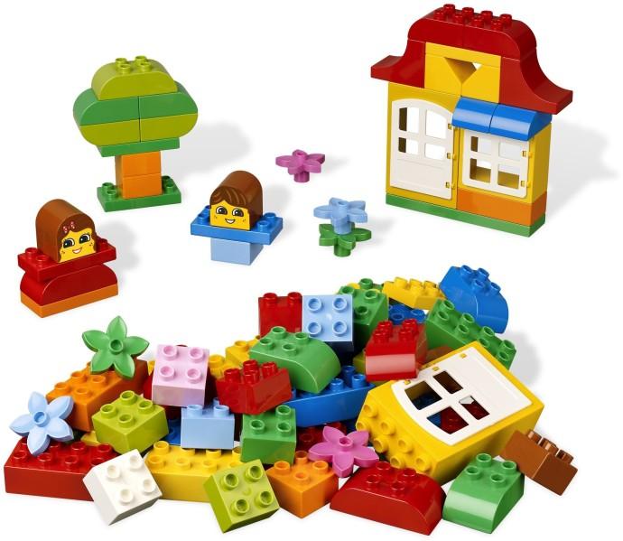 Lego 4627 Fun With Bricks image
