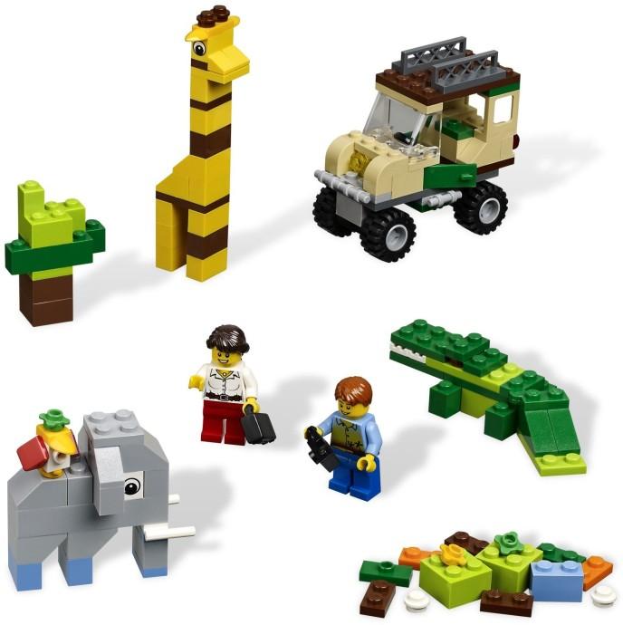4637 1 Safari Building Set Brickset Lego Set Guide And Database