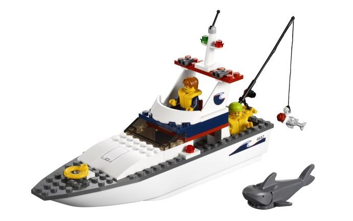 4642 1 fishing boat brickset lego set guide and database for Batman fishing pole