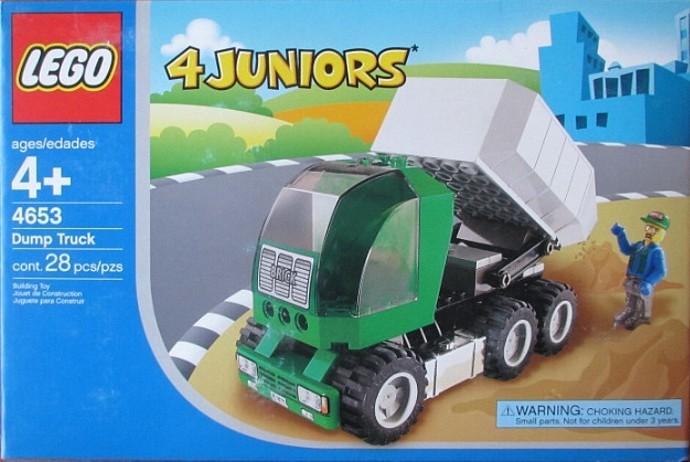 Lego 4653 Dump Truck image