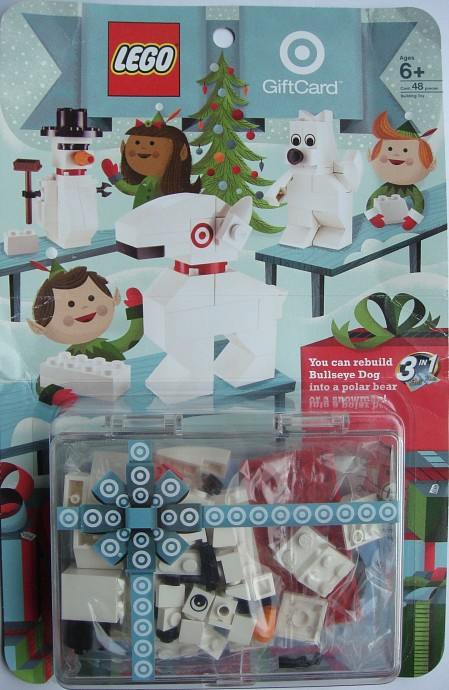 LEGO gift card available again in Target | Brickset: LEGO set ...