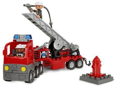 Lego 4681 Fire Truck image