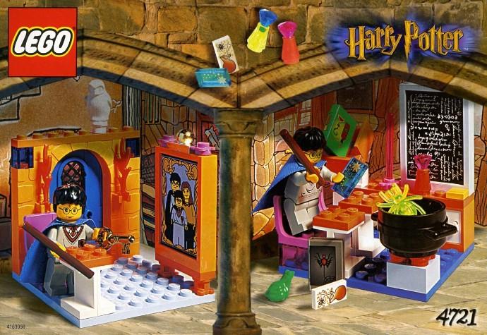 Hogwarts Classrooms. 4721 1 Harry Potter ...