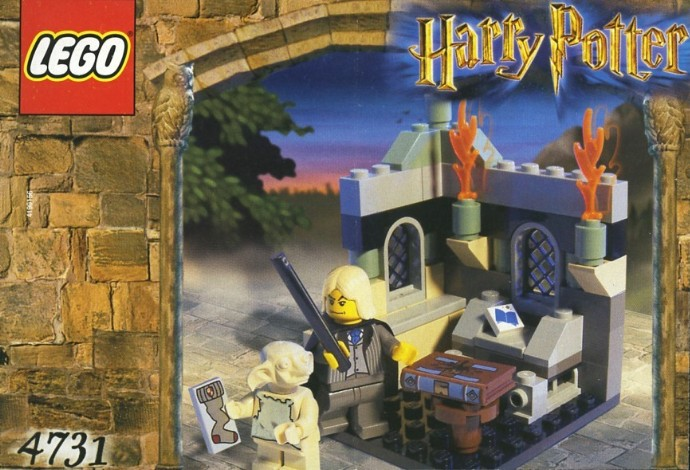 Harry Potter Book Value Guide : Dobby s release brickset lego set guide and