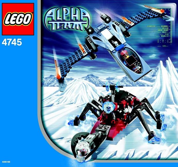 Tagged 'Mech' | Brickset: LEGO set guide and database