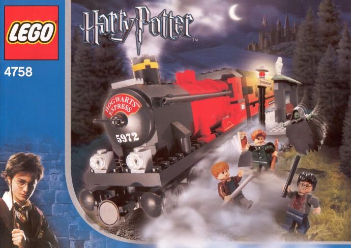 Tagged Hogwarts Express Brickset Lego Set Guide And Database