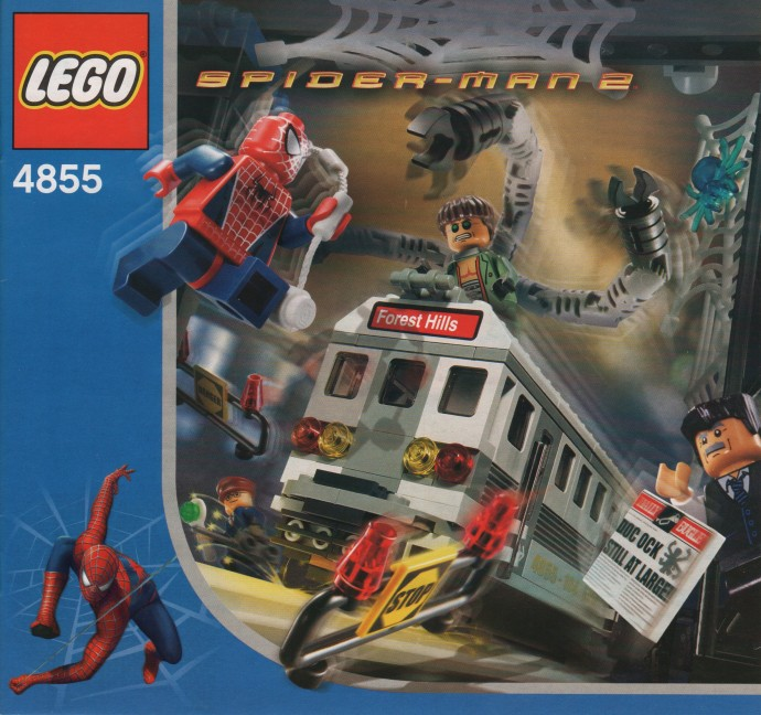 Tagged 'Doctor Octopus' | Brickset: LEGO set guide and database