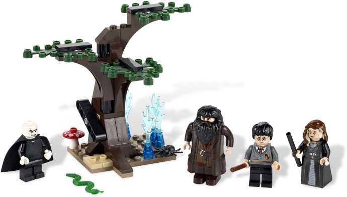 4865 1 The Forbidden Forest Brickset Lego Set Guide