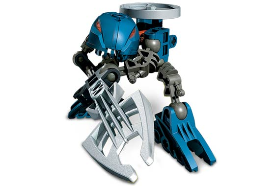 bionicle bohrok va instructions