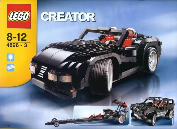 4896 1 roaring roadsters brickset lego set guide and for Brick city motors reviews