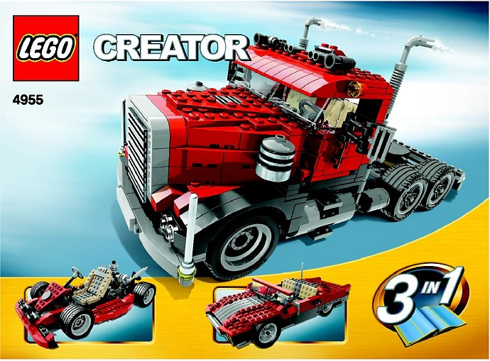 Creator | 2007 | Brickset: LEGO set guide and database