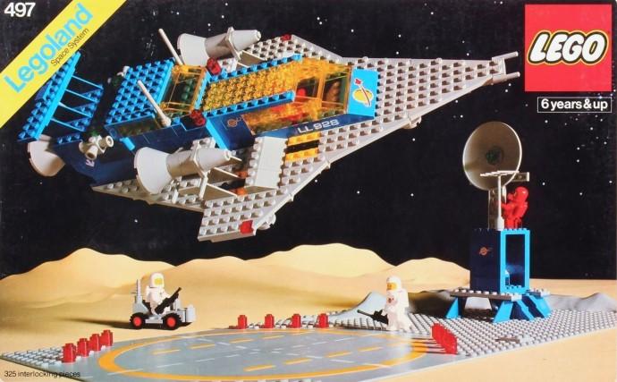 Lego 497 Galaxy Explorer image