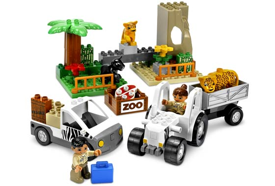 "LEGO Duplo My First Zoo (6136) - Toys""R""Us"