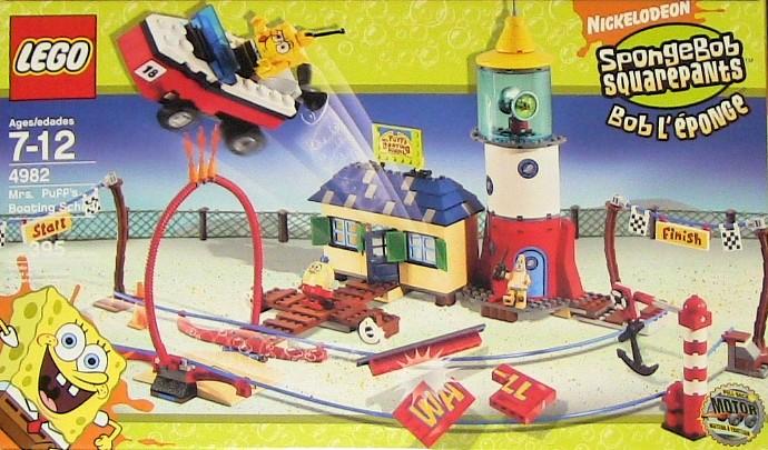 SpongeBob SquarePants | Brickset: LEGO set guide and database