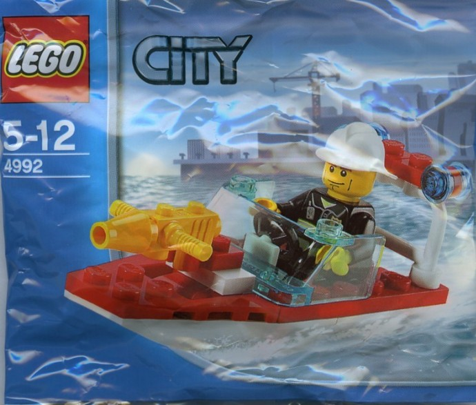 Random set of the day: Fire Boat