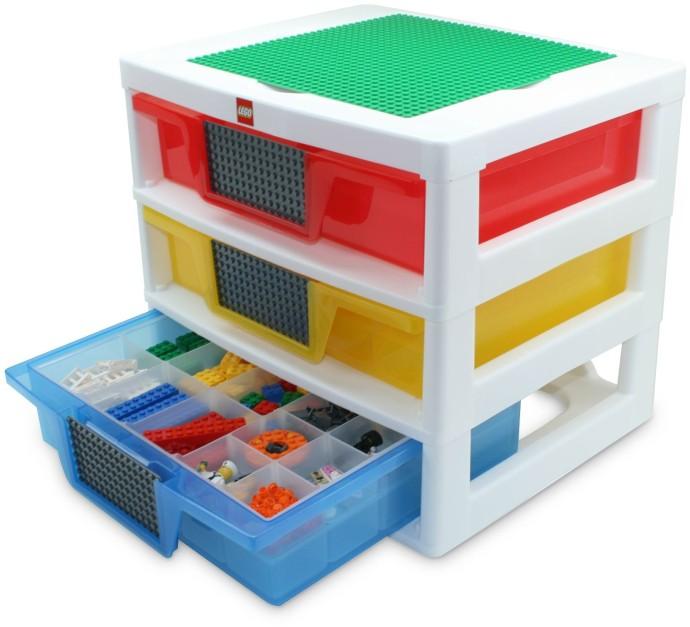 5000248 1 3 Drawer Storage Unit Brickset Lego Set