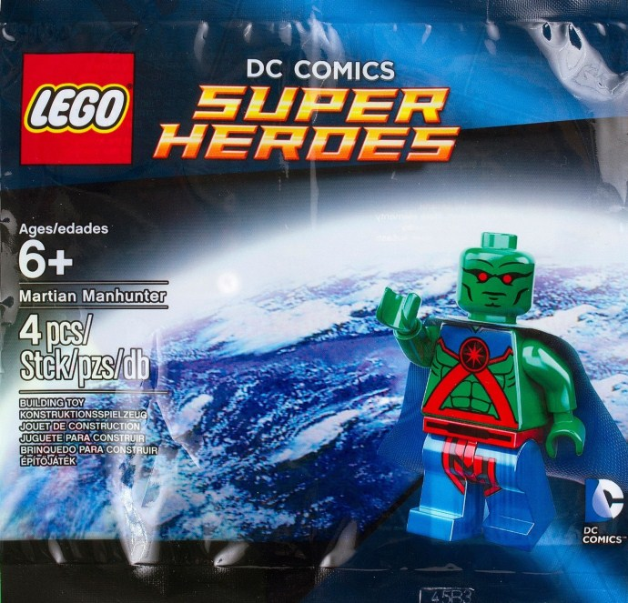Lego 5002126 Martian Manhunter  image
