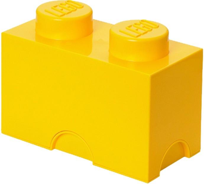 Lego 2 stud storage brick