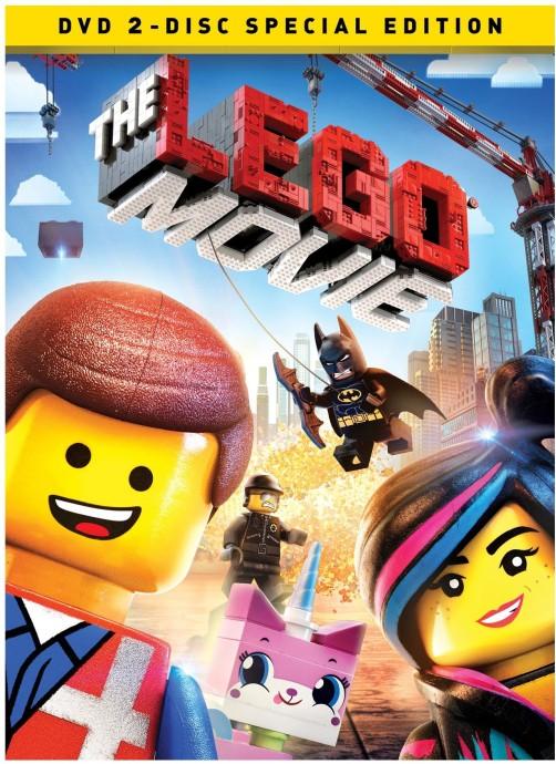 The Lego Movie Kinox