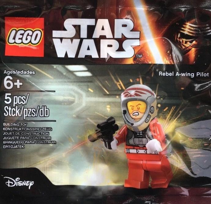 5004408 1 Rebel A Wing Pilot Brickset Lego Set Guide And Database