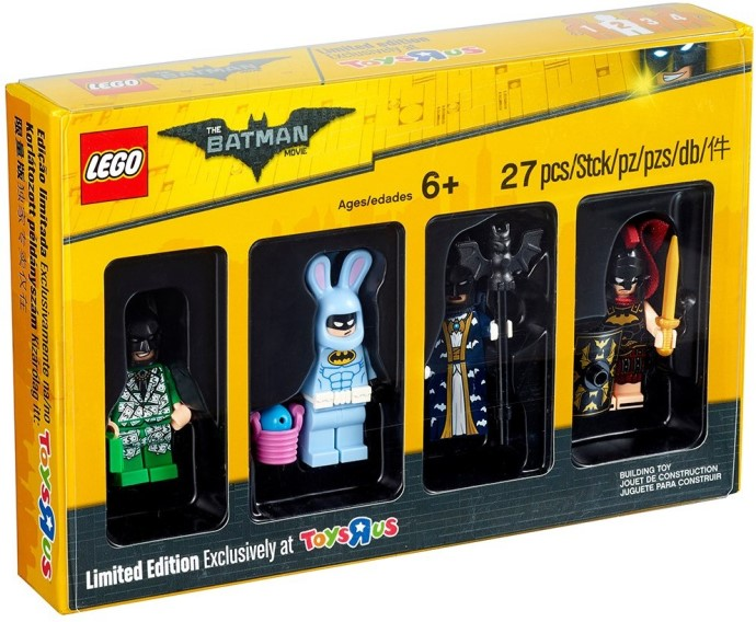 Bricktober Batman Movie minifigures revealed! | Brickset: LEGO set ...