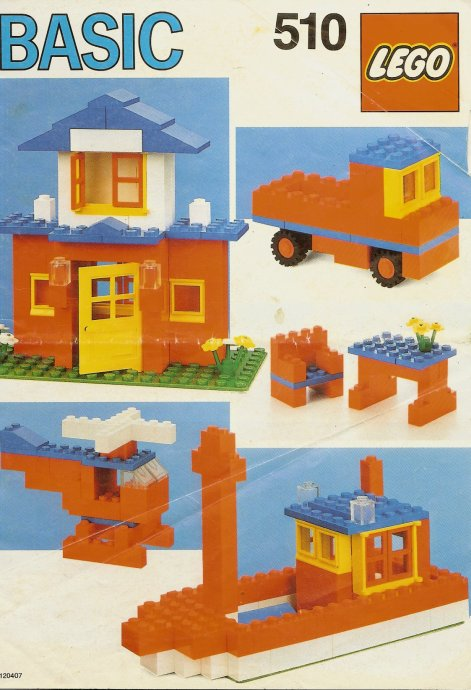 Lego 510 Basic Building Set, 5+ image
