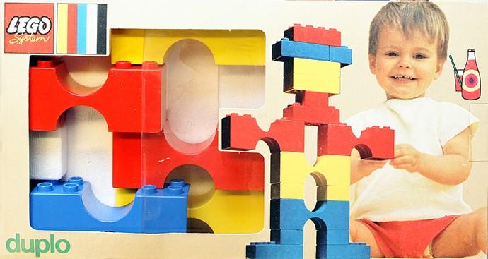 Изображение набора Лего 514 Pre-School Building Set