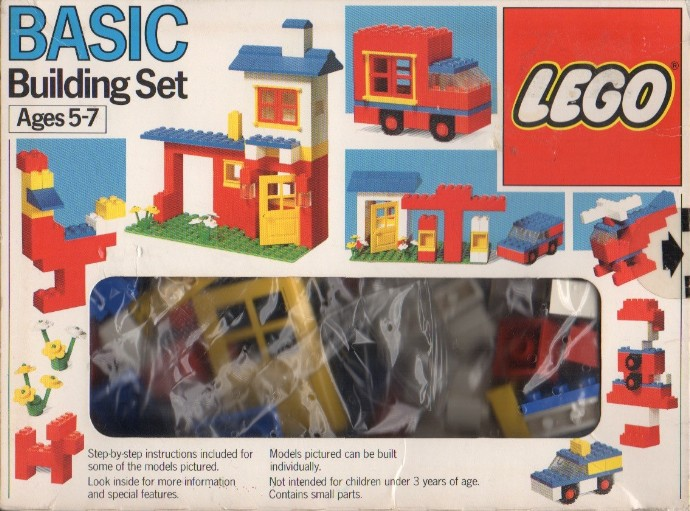 Lego 517 Basic Building Set 5+ image