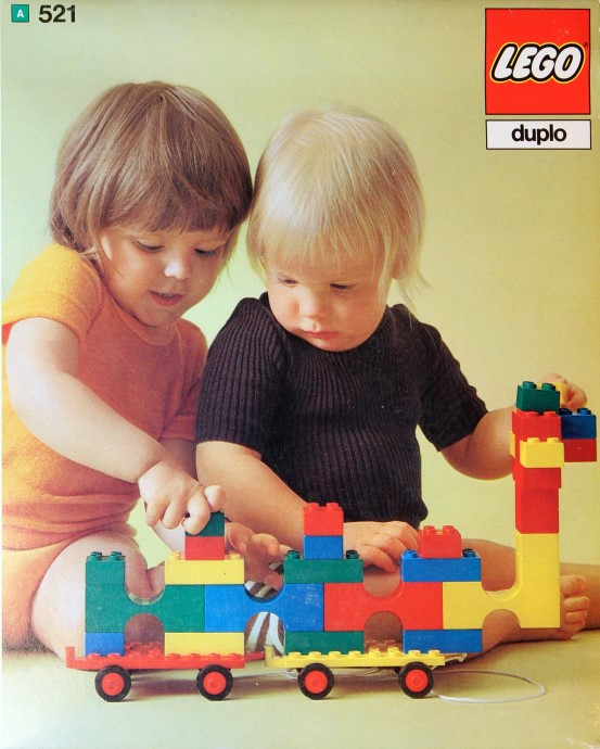 Lego 521 Bricks and half bricks all colours image