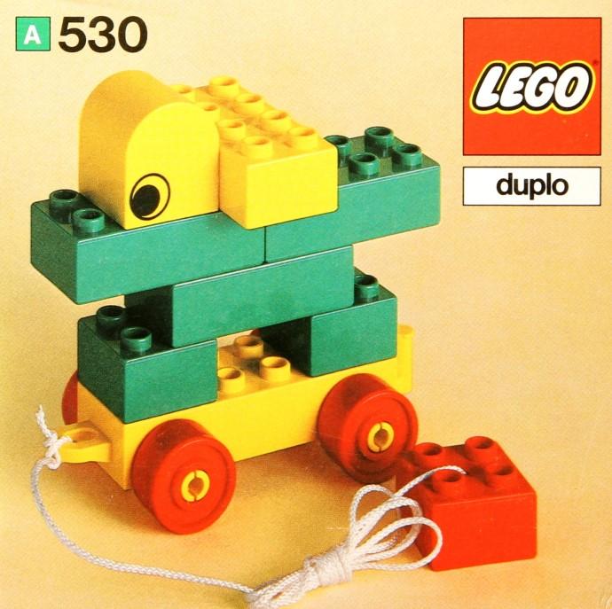 Изображение набора Лего 530 Puppy