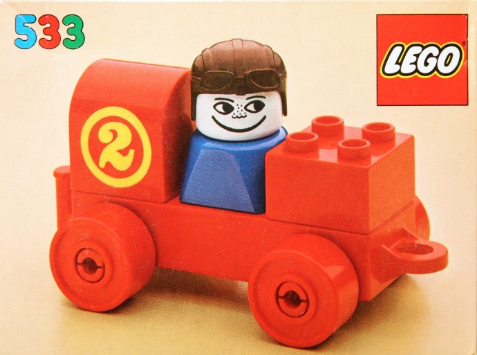 Lego 533 Racer image