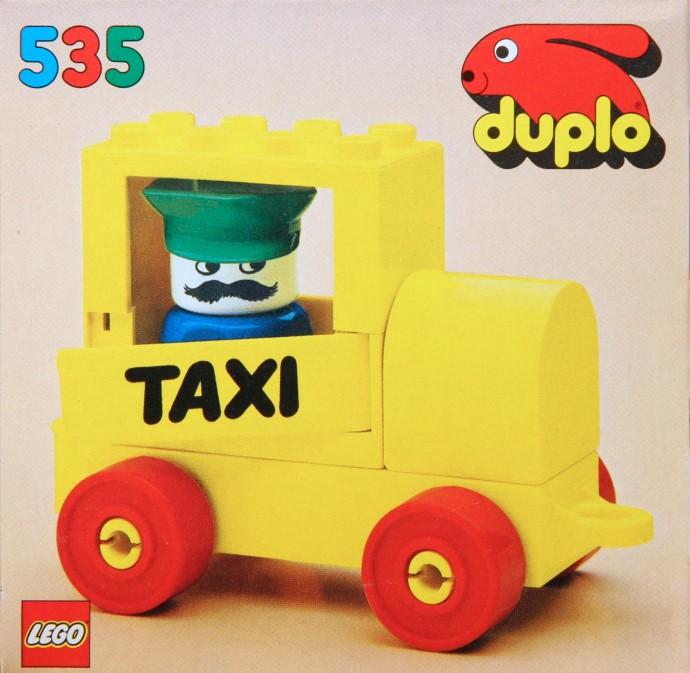 Изображение набора Лего 535 Taxi