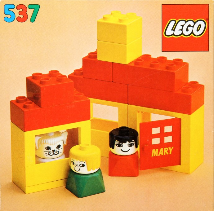 Изображение набора Лего 537 Mary's House