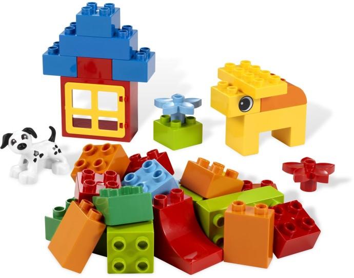 Изображение набора Лего 5416 Duplo Brick Box