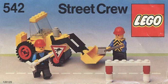 Lego 542 Street Crew image